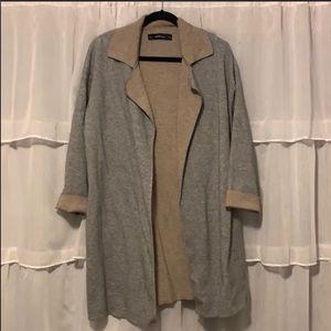 Zara Knit Sweater/Coat